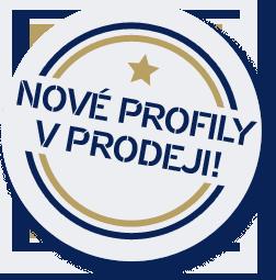 Badge - nové profily